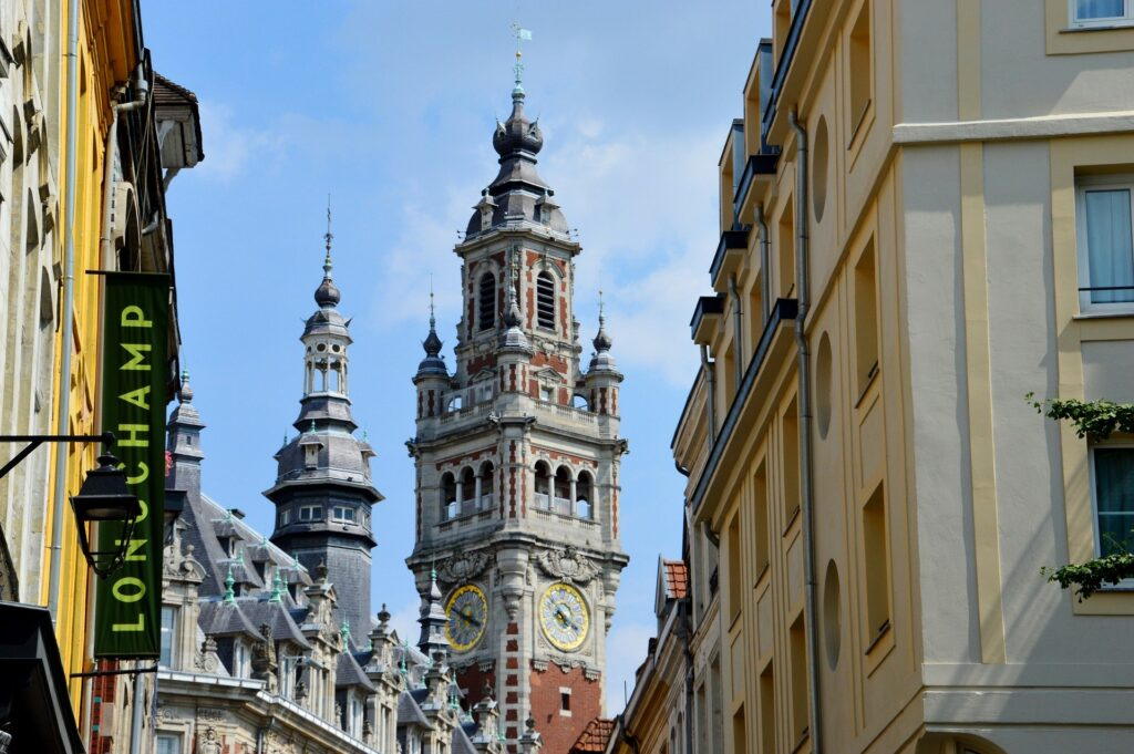 Old Lille, Learn English in Lille, Practice English in Lille